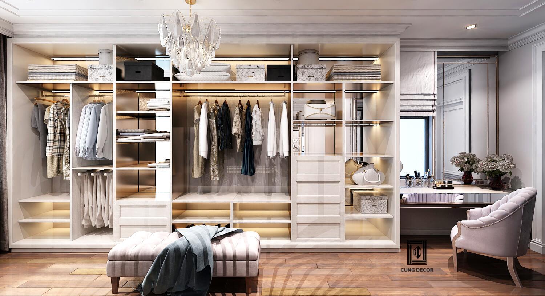 thiết kế tủ quần áo tủ 02