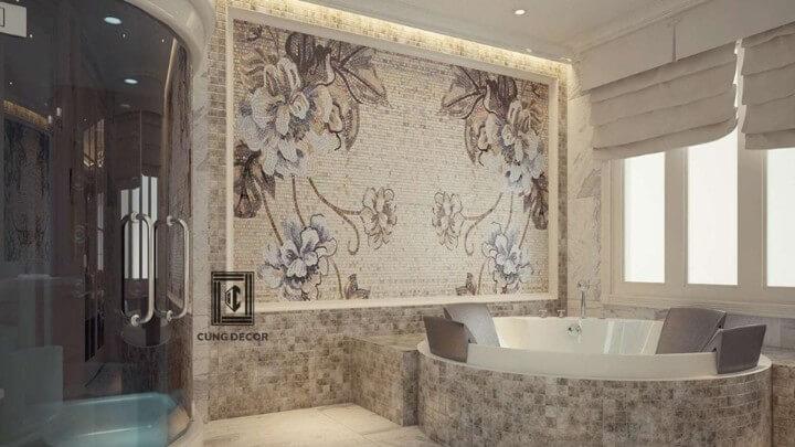 nội thất nhà tắm đẹp