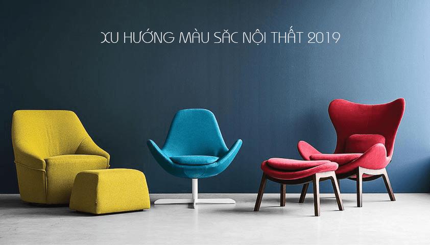 xu hướng màu sắc nội thất năm 2019 04