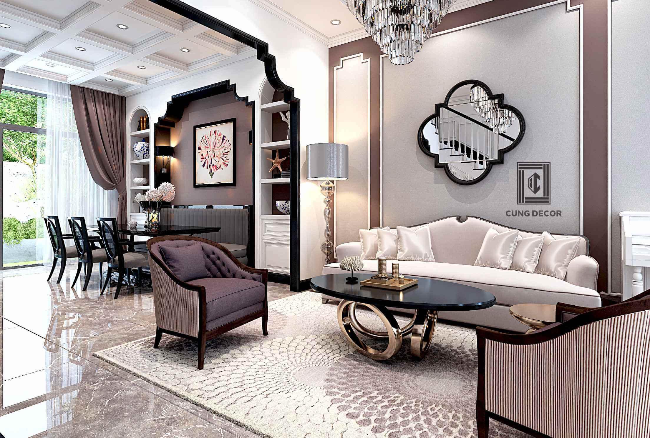 thiết kế nội thất 02