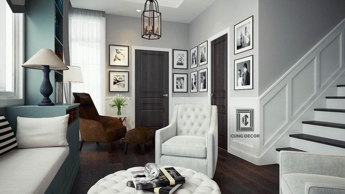 thiết kế nội thất 1