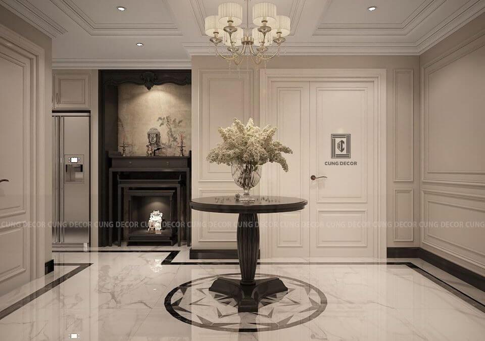 thiết kế nội thất căn hộ cung cư